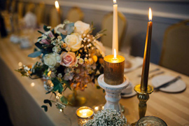Elegant Wedding at The Merchant's Manor